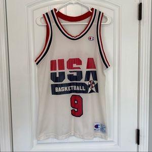 Michael Jordan Original Dream Team Bball Jersey
